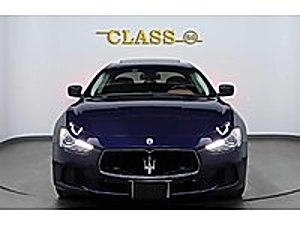 CLASS-56 DAN 2015 MODEL MASERATTİ HATASIZ BOYASIZ FERMAS ÇIKIŞLI Maserati Ghibli 3.0