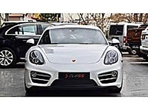 SCLASS dan 2013 PORSCHE CAYMAN 2.7 PDK BAYİ HATASIZ Porsche Cayman Cayman