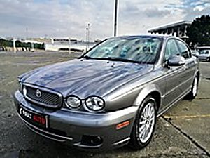 TR DE TEK 2.0 D OTOMATİK X-TAYPE FULL Jaguar X-Type 2.0 D Executive
