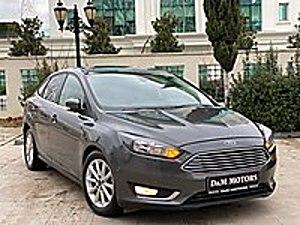 İLK SAHİBNDEN SADECE 70 BİN KM DE EN FULL PAKETİ KENDİNDEN PARK  Ford Focus 1.5 TDCi Titanium