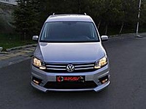 2018 MODEL VW. CADDY 2.0 TDİ 102 BG COMFORTLİNE 31.999 KM DE Volkswagen Caddy 2.0 TDI Comfortline
