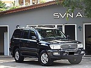 SVN AUTO 2004 LAND CRUISER VX100 4.7 SİYAH BEJ Toyota Land Cruiser 4.7
