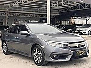 2017 CİVİC 1.6İ VTEC ECO EXECUIVE SERVİS BAKIMLI   GARANTİLİ Honda Civic 1.6i VTEC Eco Executive