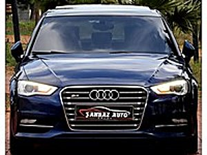 ŞAHBAZ AUTO 2014 AUDI A3 1.6 TDI S-TRONİC 110 HP İÇ-DIŞ S-LİNE Audi A3 A3 Sportback 1.6 TDI Ambition