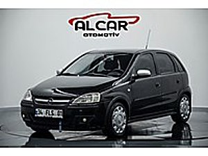 2004 MODEL 1.3 DİZEL KAZASIZ CORSA KLİMALI SIYAH Opel Corsa 1.3 CDTI  Essentia