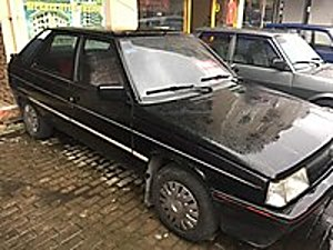 ACİL SATILIK 1988 MODEL ORJİNAL FIRANSIZ RENAULT 11 Renault R 11 GTS