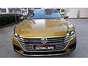 24 000KM   HATASIZ  R LINE  LANSMAN RENGİ Volkswagen Arteon 1.5 TSI R Line