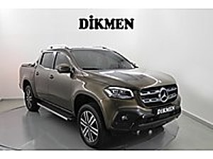 DİKMEN EXCLUSIVE - 4 MATİC - BOYASIZ - STİL KIŞ PARK PAKETLİ Mercedes - Benz X 250 d Power