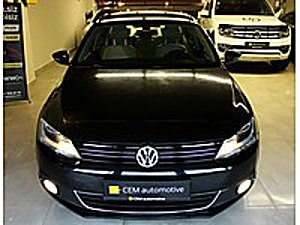 2013 VW JETTA 1.6 TDİ-DSG COMFORTLİNE Volkswagen Jetta 1.6 TDi Comfortline