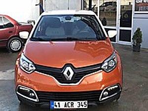 KARTEPE OTO DAN 2014 MODEL RENAULT CAPTUR İCON OTOMATİK VİTES Renault Captur 1.2 Icon