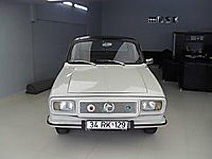 1974 MODEL FABRİKASYON ORJİNAL MÜKEMMEL DURUMDA ANADOL Anadol A1 A1