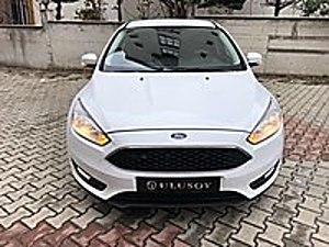 ------ İLGİNİZE TEŞEKKÜRLER ARACIMIZA KAPORA ALINMIŞTIR ------ Ford Focus 1.5 TDCi Trend X