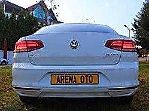 TERTEMİZ TÜM BAKIMLARI YAPILMIŞ İÇİ BEJ SANRUFF Volkswagen Passat 1.6 TDi BlueMotion Comfortline