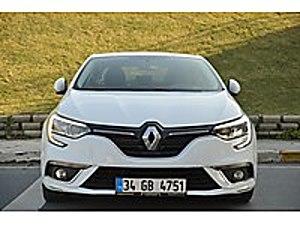 2018 ÇIKIŞLI 49 BİN SERVİSBAKIMLI GARANTİLİ CRUIS NERGİSOTOMOTİV Renault Megane 1.5 dCi Touch