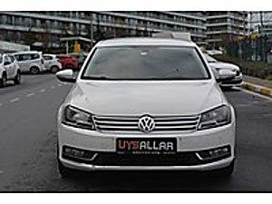 UYSALLAR OTOMOTİV DEN 2013 PASSAT 1.6TDİ BMT COMFORTLİNE DSG Volkswagen Passat 1.6 TDi BlueMotion Comfortline