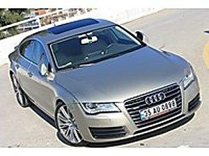 MÜRSEL OTOMOTİV AUDİ A7 3.0TDİ QUATTRO S LİNE 245HP FULL BAYİ Audi A7 3.0 TDI