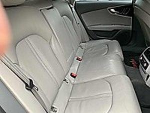 FİX MOTORS DAN 2012 A7 3.0 TDİ QUATTRO BAYİ ÇIKIŞLI Audi A7 3.0 TDI