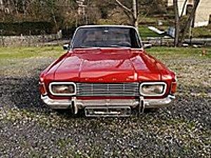 1969 FORD TAUNUS M 20 BENZİN   LPG Ford Taunus Taunus