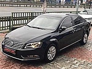 CEKMEKOY OTOMOTİVDEN 2014 PASSAT COMFORTLİNE 105 BİNDE Volkswagen Passat 1.6 TDi BlueMotion Comfortline