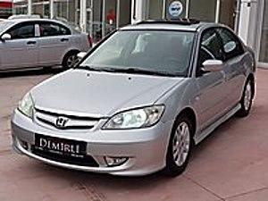 2005 MODEL HONDA CİVİC 1.6 VTEC ES PAKET SANROUF OTOMATİK VİTES Honda Civic 1.6 VTEC ES