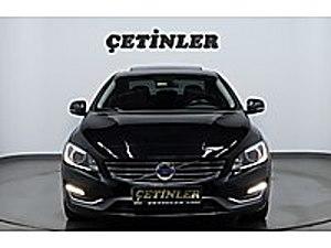 ÇETİNLER DEN 2013 MODEL VOLVO S60 1.6D ADVANCE TABA DERİ Volvo S60 1.6 D Advance