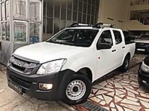 2015 D-MAX 116.000 KM ISUZU D-MAX 2.5 ÇIFT KABIN 4X2