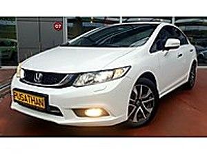 2014 CİVİC 1.6İ VTEC ECO ELEGANCE 70000 KMDE OTOMATİK KUSURSUZ Honda Civic 1.6i VTEC Eco Elegance