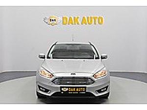DAK AUTO DAN HATASIZ BOYASIZ DEĞİŞENSİZ TREND X Ford Focus 1.5 TDCi Trend X