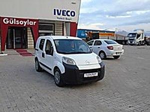IVECO Yetkili Bayi GÜLSOYLAR dan CITROEN NEMO 1.4HDİ 2009 Model Citroën Nemo Combi 1.4 HDI SX