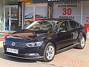 2016-PASSAT COMFORTLİNE-78.000 KM-DİZEL OTOMATİK VİTES-GARANTİLİ Volkswagen Passat 1.6 TDi BlueMotion Comfortline