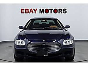 EBAY dan 2007 MASERATI QUATROPORTE 4.2 FERMAS ÇIKIŞLI Maserati Quattroporte Executive