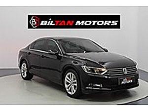 BİLTAN MOTORS 2017 50 BİNDE DİZEL OTM. PASSAT  HİGHLİNE JANTLI  Volkswagen Passat 1.6 TDi BlueMotion Impression