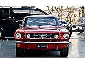 SCLASS dan 1965 FORD MUSTANG V8 Ford Mustang
