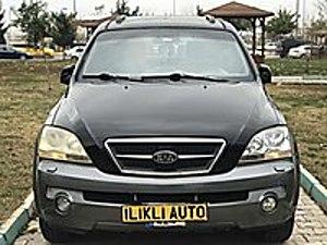 İLİKLİ AUTODAN 2005 KİA SORENTO 2.5CRDİ EX PREMİUM - OTOMOTİK- Kia Sorento 2.5 CRDi EX Premium