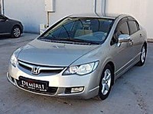 2007 MODEL HONDA CİVİC 1.6 İ-VTEC OTOMATİK ÇELİK JANT SİS FARI Honda Civic 1.6i VTEC Premium
