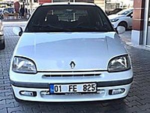 1998 MODEL CLİO 1.4 RT BOYASIZ HATASIZ FULL ORJİNAL Renault Clio 1.4 RT