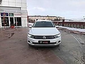 OYKA MOTORS DAN 2016 VW PASSAT 1.6 TDİ COMFORT DSG  105.000 KM  Volkswagen Passat 1.6 TDi BlueMotion Comfortline