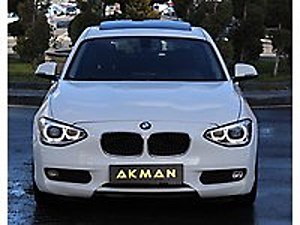 AKMAN DAN 2014 BMW 116D ED 116 HP SUNROOF BMW 1 Serisi 116d ED EfficientDynamics
