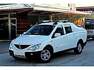 SİP HİOĞLUNDAN 2011 4X2 KABİNLİ AKSESUARLI ACTYON SPORTS Ssangyong Actyon Sports 2.0 SXDI 4x2