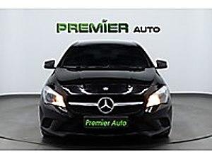 PREMİER AUTO DAN CLA 200 BEYAZ DERİ DÖŞEME   F1   GERİ GÖRÜŞ   Mercedes - Benz CLA 200 Urban