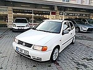 1998 MODEL POLO SPORTLİNE BENZİN   LPG Volkswagen Polo 1.4 Sportline