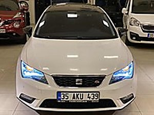 TEKCANLAR DAN  FR BODYKİT-ALCANTRA-LED-GENİŞ EKRAN-CAM TVN-DSG Seat Leon 1.6 TDI Style