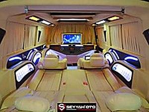 SEYYAH OTO 2019 Business Class Vip Makam Aracı Otomatik Otomobil Volkswagen Transporter 2.0 TDI Kombi