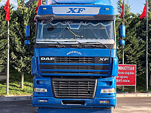 MEYDAN GALERİ..2004 DAF XF480 DEPLİ..VADE OLUR