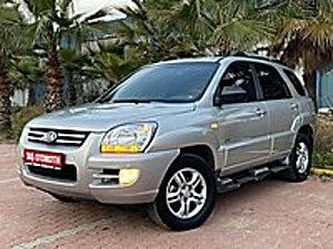 TAŞ OTOMOTİV 2005 Kia Sportage 2.0 CRDi EX 147.000 KM DE Kia Sportage 2.0 CRDi EX
