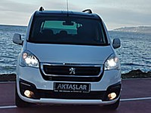 56000KM BOYASIZ CAM TAVANLI Peugeot Partner 1.6 HDi Zenith