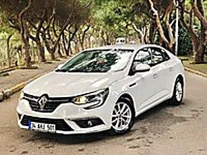 2017 YENİ KASA ORJİNAL 54 BİN KM GARANTİLİ 1.5 DCİ EDC TOUCH Renault Megane 1.5 dCi Touch