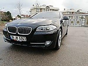 POLİ MOTORS DAN 2012 158 BİN KM 5.25D XDRİVE PREMİUM BMW 5 SERISI 525D XDRIVE  PREMIUM
