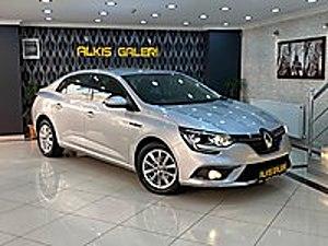 2018 MEGANE TOUCH OTOMATİK 50 BİN KM  50 PEŞİN 12 24 36 AY VADE Renault Megane 1.5 dCi Touch