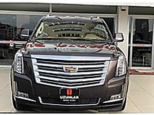 2015 CADİLLAC ESCALADE LONG 6.2 V8 PLATINIUM Cadillac Escalade 6.2 V8